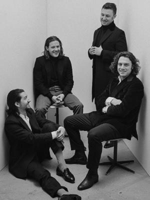 دانلود آلبوم ها و آهنگ های Arctic Monkeys (آرکتیک مانکیز)
