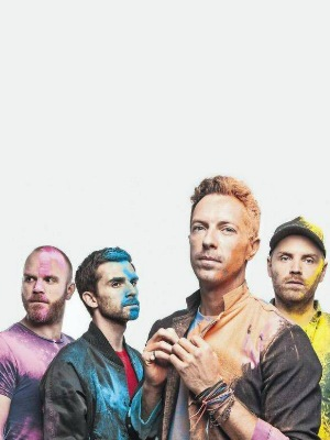 آثار کلدپلی - Coldplay