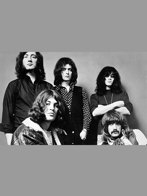 آثار دیپ پرپل - Deep Purple