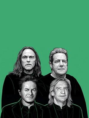 دانلود آلبوم ها و آهنگ های Eagles (ایگلز)