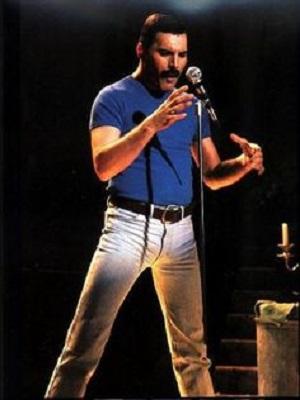 دانلود آلبوم ها و آهنگ های Freddie Mercury (فردی مرکوری)