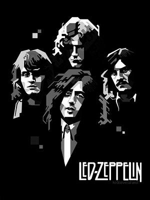 دانلود آلبوم ها و آهنگ های Led Zeppelin (لد زپلین)