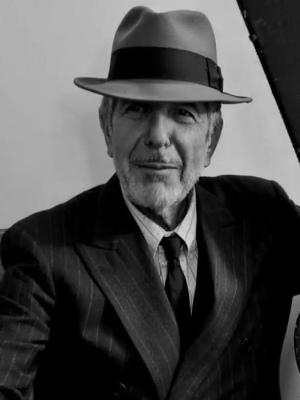 آثار لئونارد کوهن - Leonard Cohen