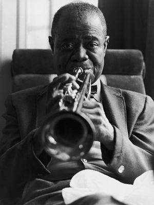دانلود آلبوم ها و آهنگ های Louis Armstrong (لوئیس آرمسترانگ )