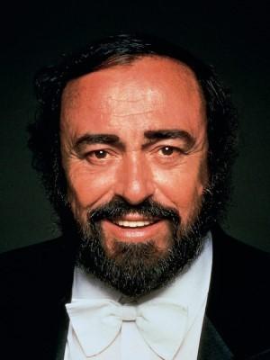 دانلود آلبوم ها و آهنگ های Luciano Pavarotti (لوچانو پاواروتی)