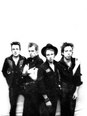 دانلود آلبوم ها و آهنگ های The Clash (کلش)
