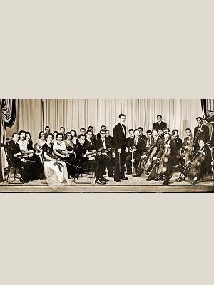 دانلود آلبوم ها و آهنگ های The London Promenade Orchestra (ارکستر فیلارمونیک ملی لندن)