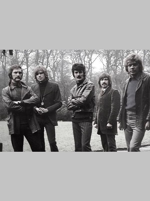 آثار مودی بلوز - The Moody Blues