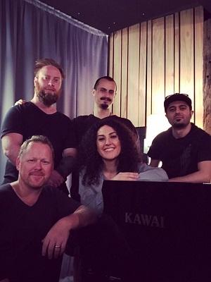 آثار گروه پنج نفره زلا مورگوسیان - Zela Margossian Quintet