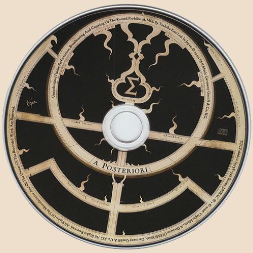 آلبوم A Posteriori اثر Enigma