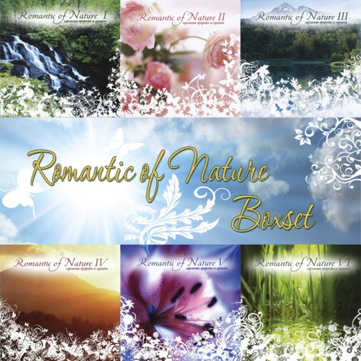 آلبوم Romantic Of Nature Vol. 1-6 اثر Various Artists