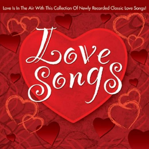 آلبوم Love Songs اثر Various Artists