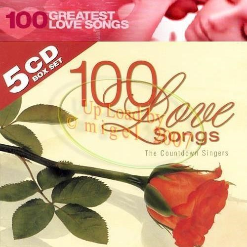 آلبوم Top 100 Pop Love Songs اثر Various Artists