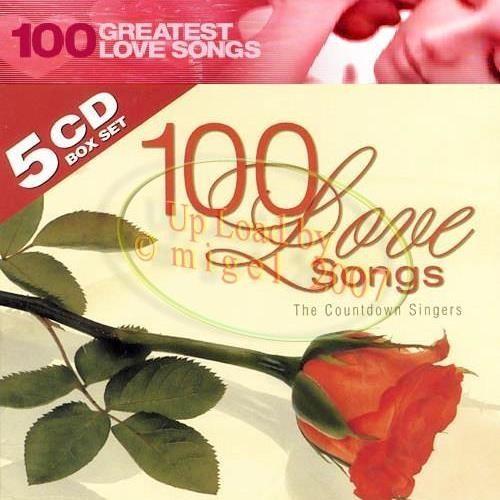 دانلود آلبوم موسیقی top-100-pop-love-songs