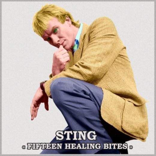 آلبوم Fifteen Healing Bites اثر Sting
