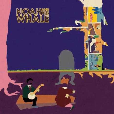 آلبوم Peaceful, the World Lays Me Down اثر Noah and the Whale