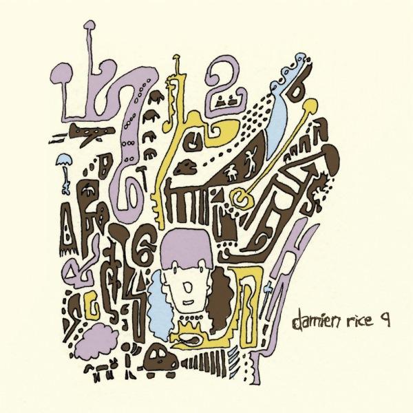 آلبوم 9 اثر Damien Rice