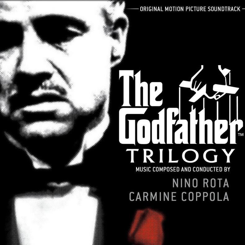 آلبوم The Godfather Trilogy اثر Various Artists