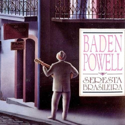 دانلود آلبوم Seresta brasileira اثر Baden Powell