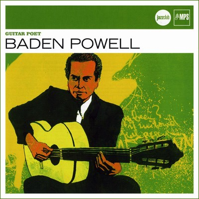 آلبوم Guitar Poet اثر Baden Powell