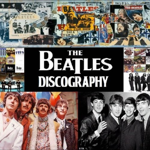 آلبوم The Beatles Discography اثر The Beatles