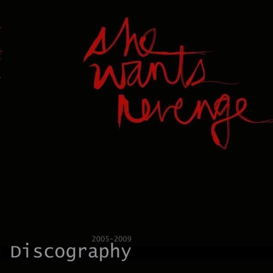 دانلود آلبوم She Wants Revenge - Discography اثر She Wants Revenge