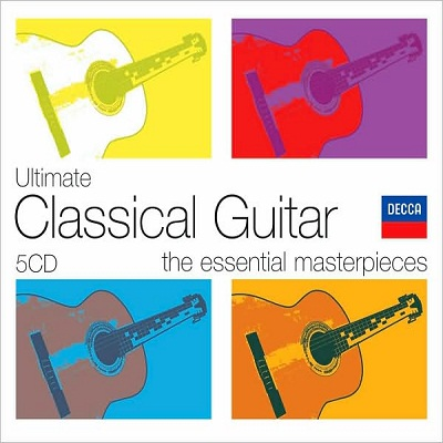 آلبوم Ultimate Classical Guitar اثر Various Artists