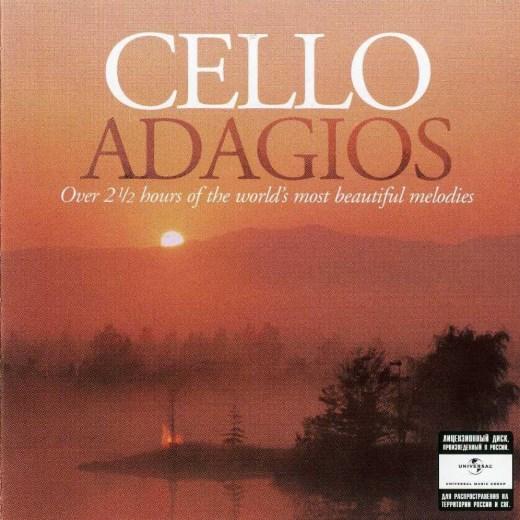 آلبوم CELLO Adagios اثر Various Artists