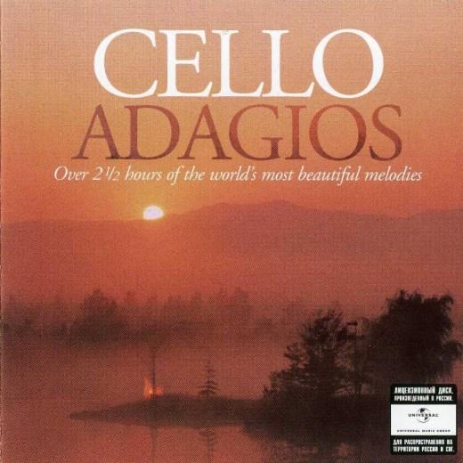 دانلود آلبوم موسیقی cello-adagios