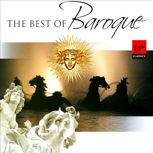 آلبوم The Best of Baroque اثر Various Artists