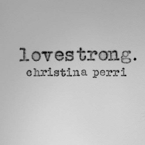 آلبوم Lovestrong اثر Christina Perri