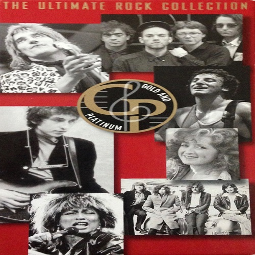 دانلود آلبوم موسیقی Gold & Platinum The Ultimate Rock Collection