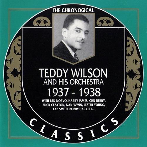 دانلود آلبوم موسیقی Teddy-Wilson-1937-1938