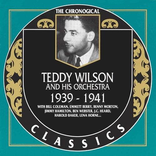 آلبوم Teddy Wilson - 1939-1941 اثر Teddy Wilson