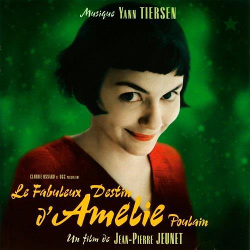 آلبوم Le fabuleux destin d'Amelie Poulain اثر Yann Tiersen