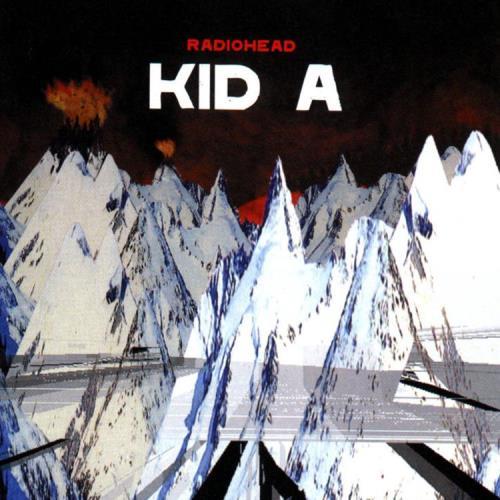آلبوم Kid A اثر Radiohead