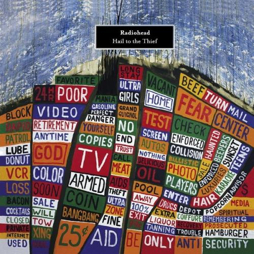 آلبوم Hail to the Thief اثر Radiohead