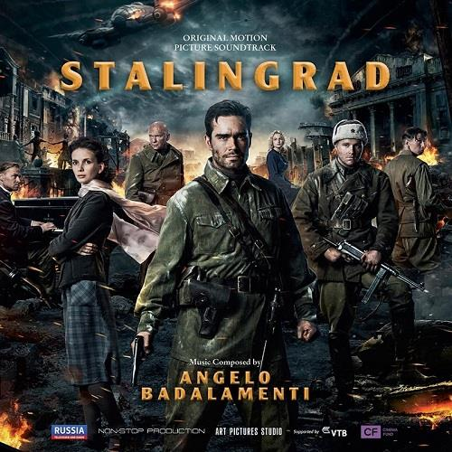 آلبوم Stalingrad اثر Angelo Badalamenti