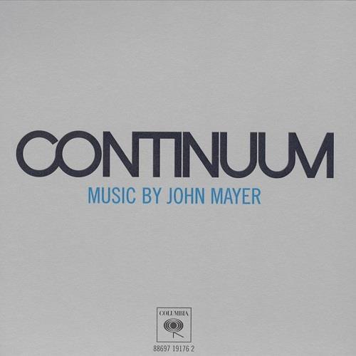 آلبوم Continuum اثر John Mayer