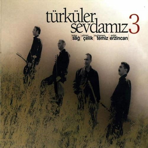 دانلود آلبوم Turkuler Sevdamiz اثر Various Artists
