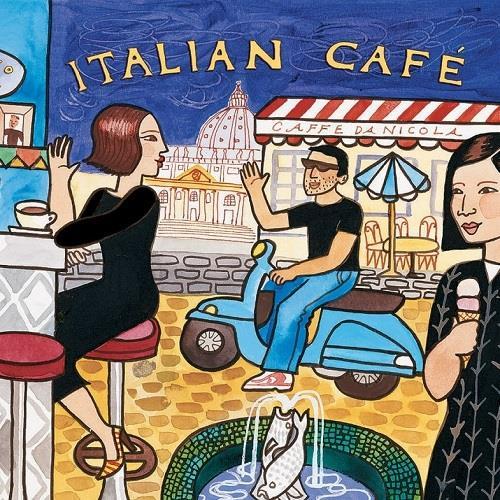 آلبوم Italian Cafe اثر Various Artists