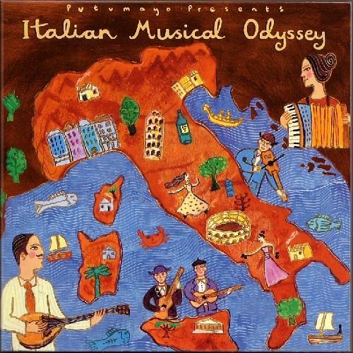 آلبوم Italian Musical Odyssey اثر Various Artists