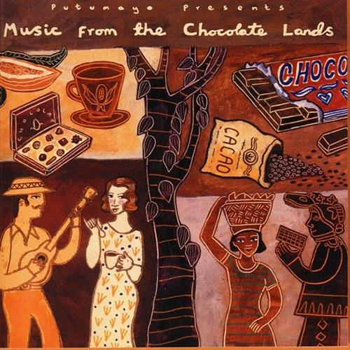 دانلود آلبوم Music From The Chocolate Lands اثر Various Artists