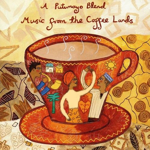 آلبوم Music From the Coffee Lands I  اثر Various Artists