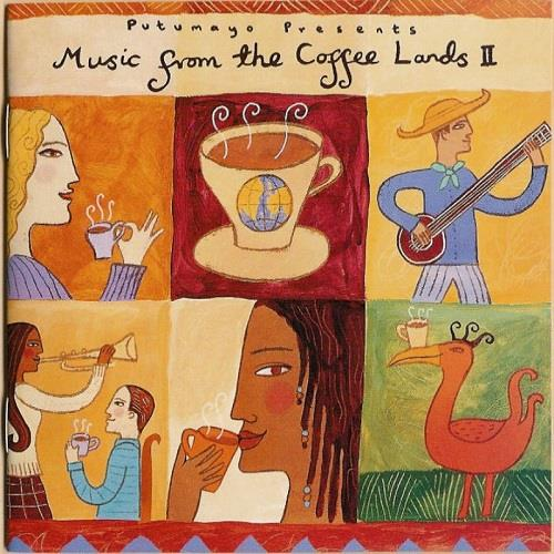 دانلود آلبوم موسیقی Putumayo-Music-From-the-Coffee-Lands-II