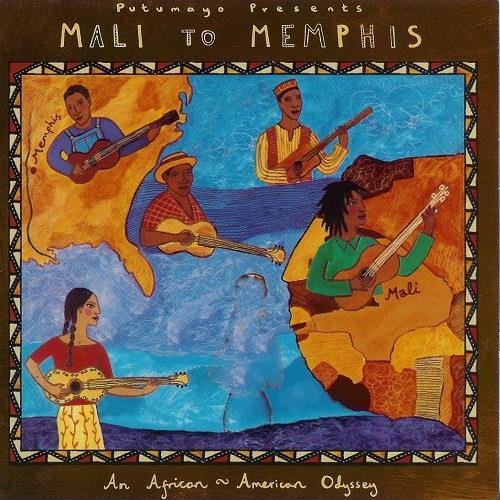 آلبوم Mali to Memphis اثر Various Artists