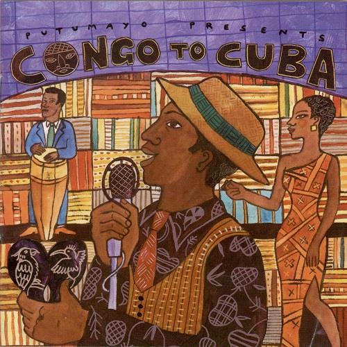 دانلود آلبوم موسیقی Congo to Cuba