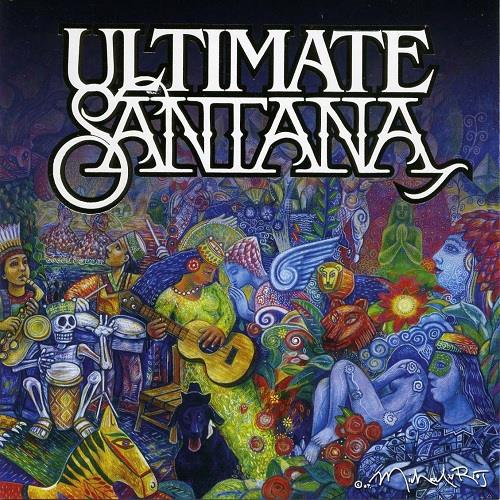 دانلود آلبوم موسیقی Santana-Ultimate-Santana