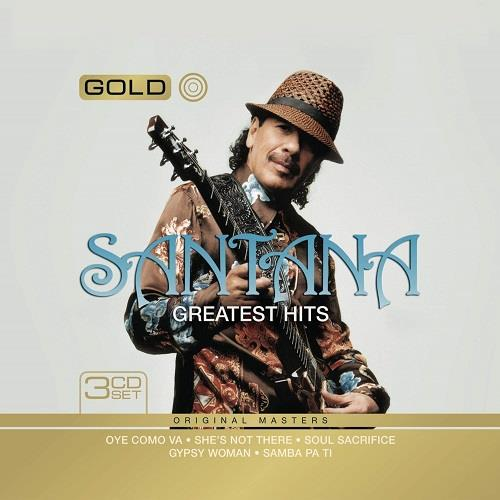 آلبوم Gold: Greatest Hits اثر Santana