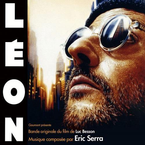 دانلود آلبوم موسیقی Eric-Serra-Leon-the-Professional